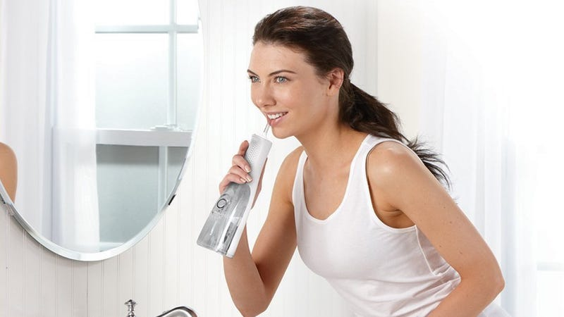 Waterpik Cordless Freedom Water Flosser, $35 after $5 coupon.
