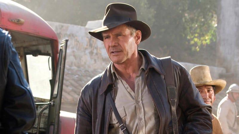 """Illustration for article titled Harrison Ford deja claro quién debería interpretar al nuevo Indiana Jones: """"nadie"""""""