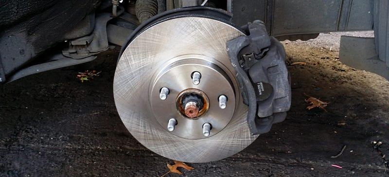 Here's How To Change Your Car's Brakes All By Yourself