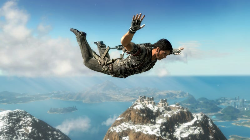 Illustration for article titled Hugely Popular Just Cause 2 Mod Goes Official, Gets on Steam
