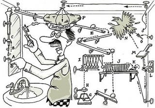 Who Doesn T Love The Intricacy Of Rube Goldberg Machines A Celebration Most Mechanical Complex And Absurd Way Performing An Everyday Task