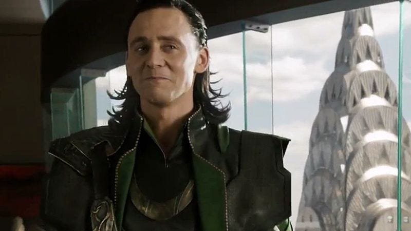 Illustration for article titled And now there's a petition demanding that Tom Hiddleston get his own Loki movie