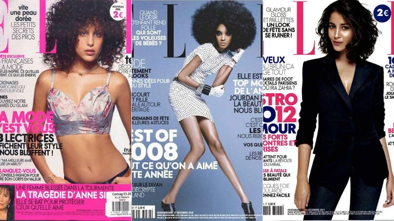 Illustration for article titled When Is French Elle Going To Put a Black Woman on a Cover?