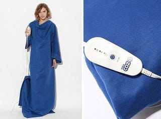 Illustration for article titled All Hail the Electric Snuggie