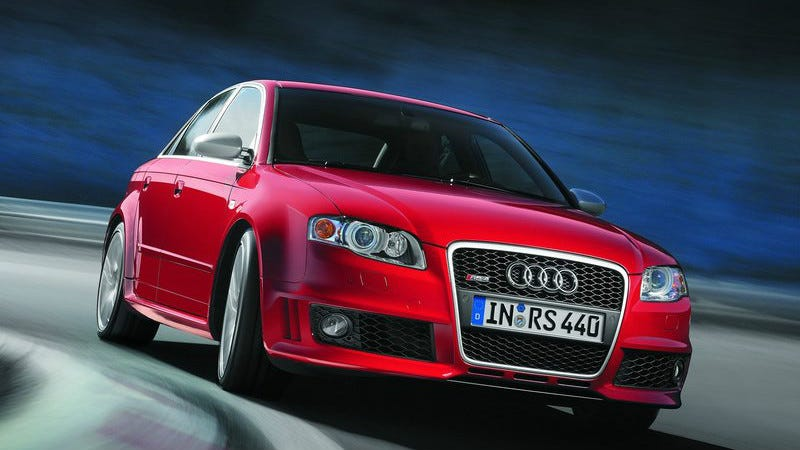 Illustration for article titled Report: The Audi RS4 Sedan Will Return To America For 2016