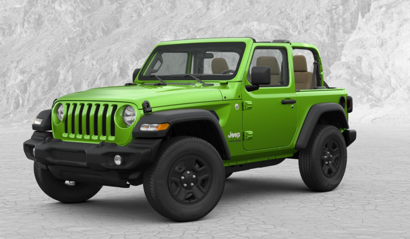 2018 Jeep Wrangler News, Videos, Reviews and Gossip - Jalopnik