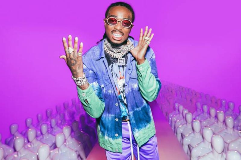 Illustration for article titled How Bout That? Quavo's Next Collection of 'Huncho Dreams' Will Be Wearable