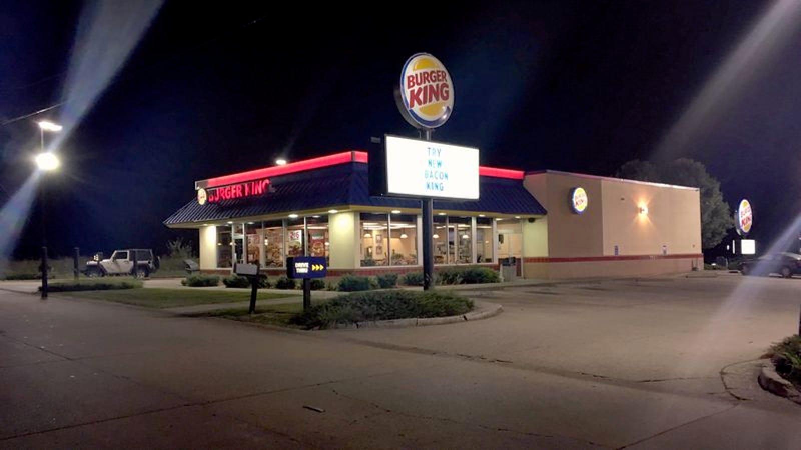 Burger King Looks Open