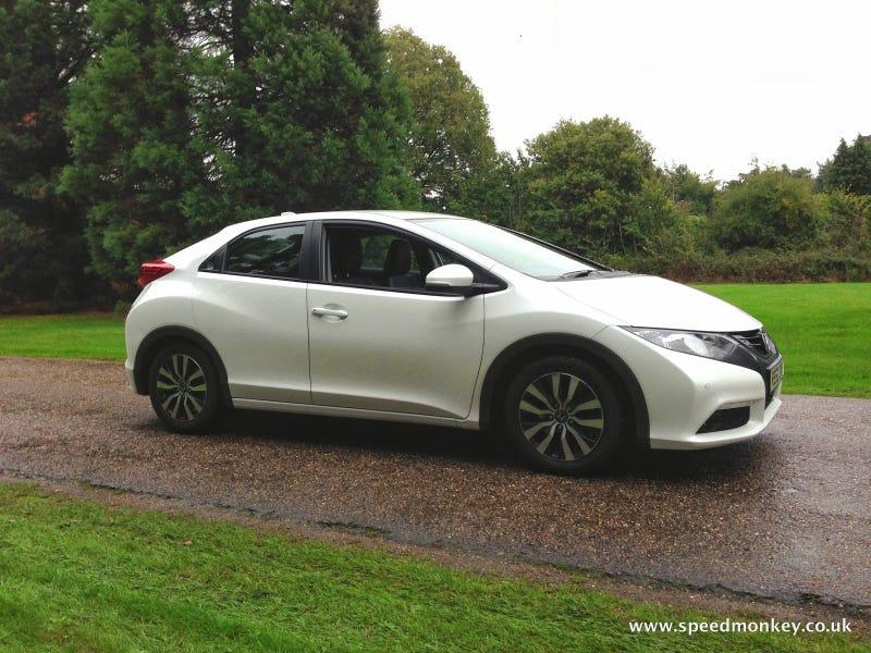 Illustration for article titled Honda Civic 1.6 i-DTEC review