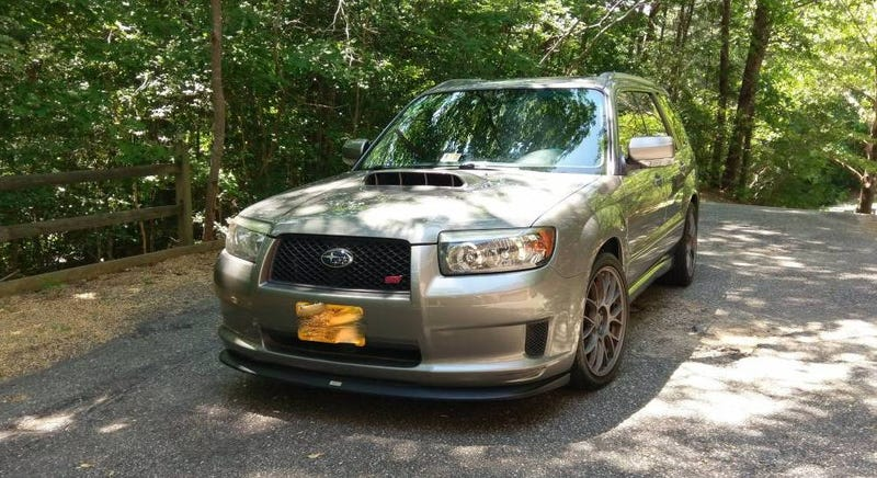 At 16000 Could You See This 2006 Subaru Forester For The Tease