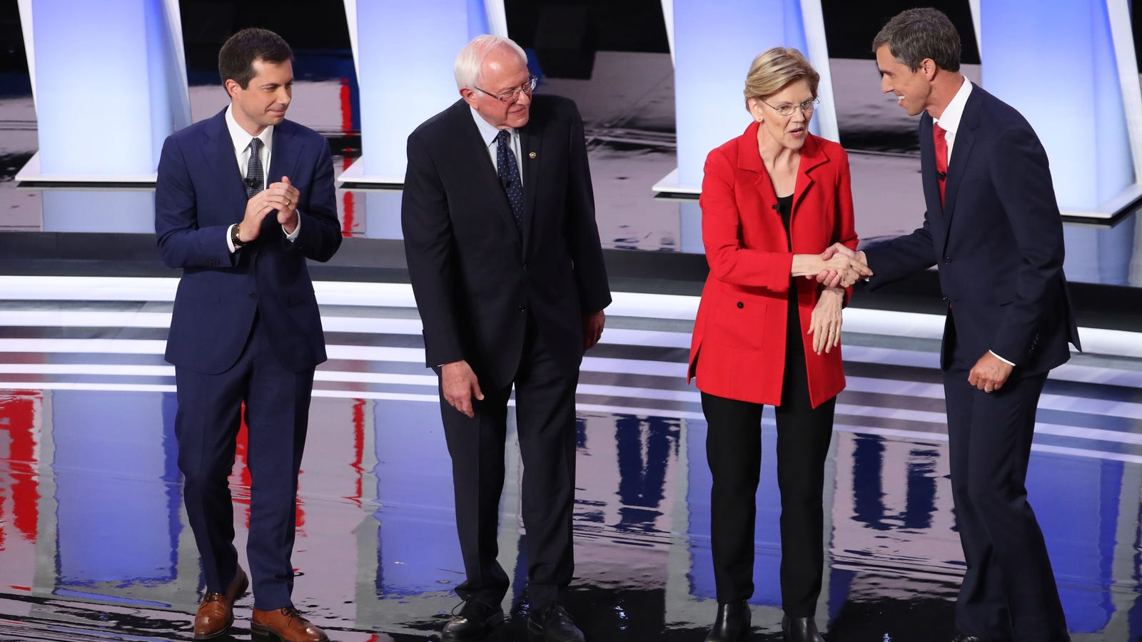How to Stream Tonight's 2020 Democratic Candidate Town Hall on Climate Change