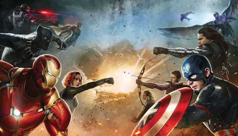 Illustration for article titled Why the Captain America: Civil War Movie Worked When the Comics Didn't