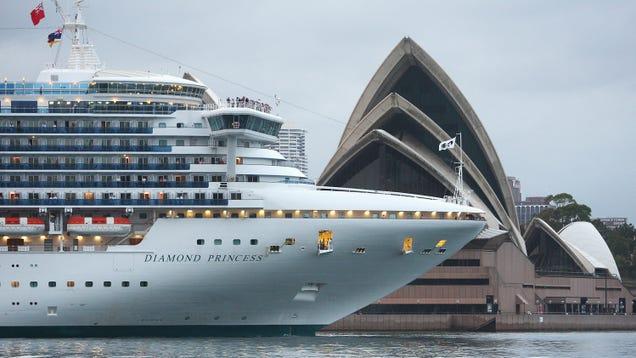 CDC Says Coronavirus Traces Lasted 17 Days on Cruise Ship, But No Evidence of Transmission Risk