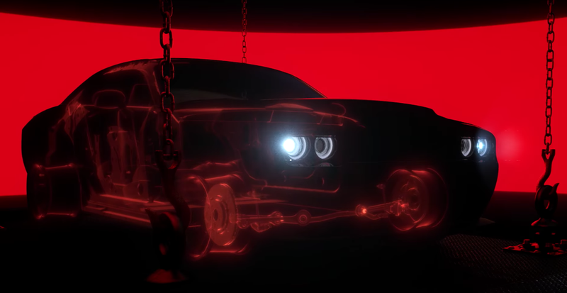 The Dodge Challenger SRT Demon Will Be A Single Seater For Ultimate Hedonism