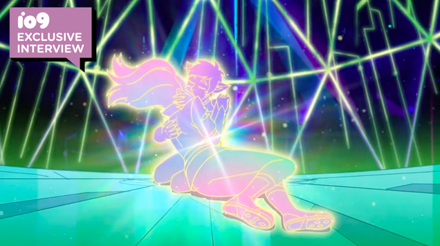She-Ra s Major Catradora Moment Had to Come From a Place of Healing and Forgiveness
