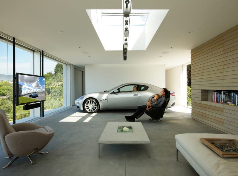 Illustration for article titled Carport Wins Maserati Design Contest, Proves Money Can't Buy Class