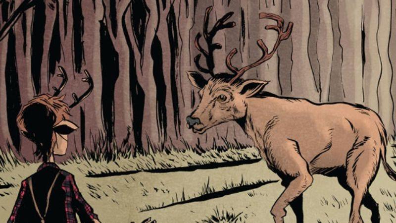Illustration for article titled Jeff Lemire