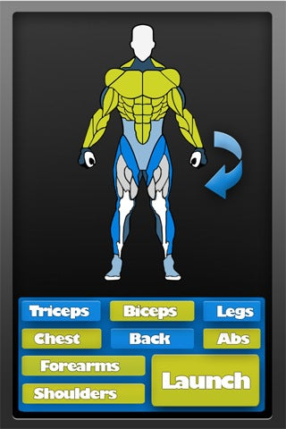 Illustration for article titled Gym Genie App Gallery