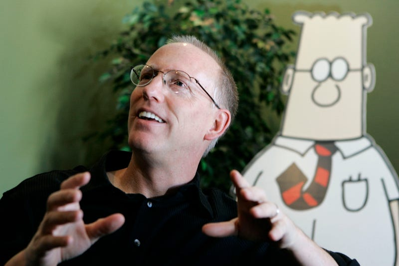 Illustration for article titled Dilbert Creator Scott Adams Weighs In On Rape