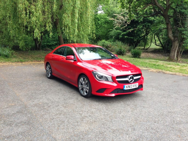 Illustration for article titled Mercedes CLA review