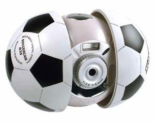 Illustration for article titled Mustek SoccerCam Is Hard Not To Kick