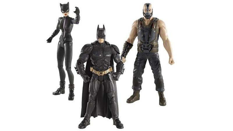 Illustration for article titled New Dark Knight Rises toys show off Catwoman's ears!