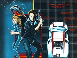 Illustration for article titled Spy Hunter Reboot Bringing Super Spy Racing to Handhelds This Fall