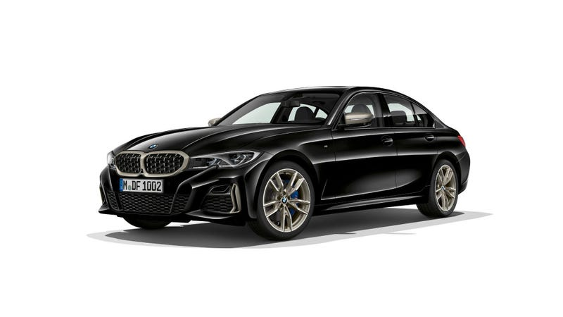 Illustration for article titled The BMW M340i Does 0-60 in 4.2 Seconds But Loses Its Manual