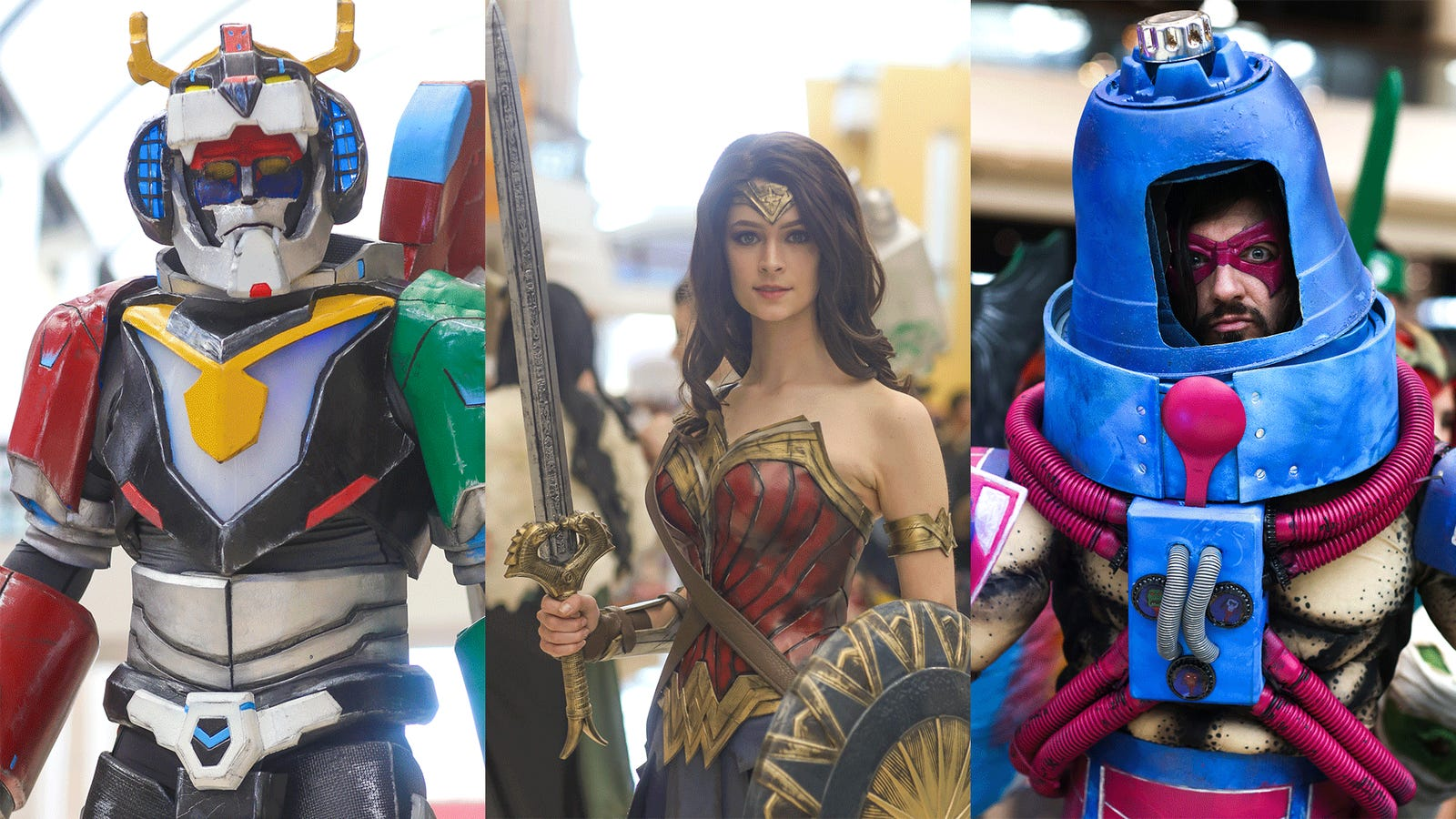 Our Favorite Cosplay From The 2019 Chicago Comic & Entertainment Expo