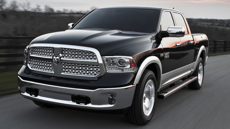 Illustration for article titled 2013 Ram 1500: Press Photos