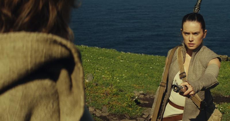 Illustration for article titled Así luce la versión joven de Luke Skywalker que iba a aparecer en Star Wars: The Force Awakens