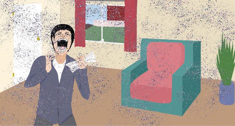 Illustration for article titled A csillámpor mint a tökéletes bosszú eszköze