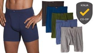 Illustration for article titled Most Popular Men's Underwear: Hanes