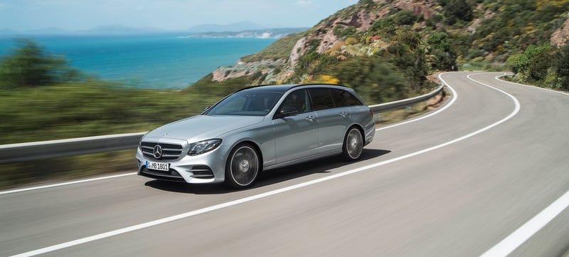 Mercedes e550 wagon