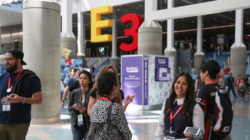 Illustration for article titled The E3 2018 Press Conference Schedule