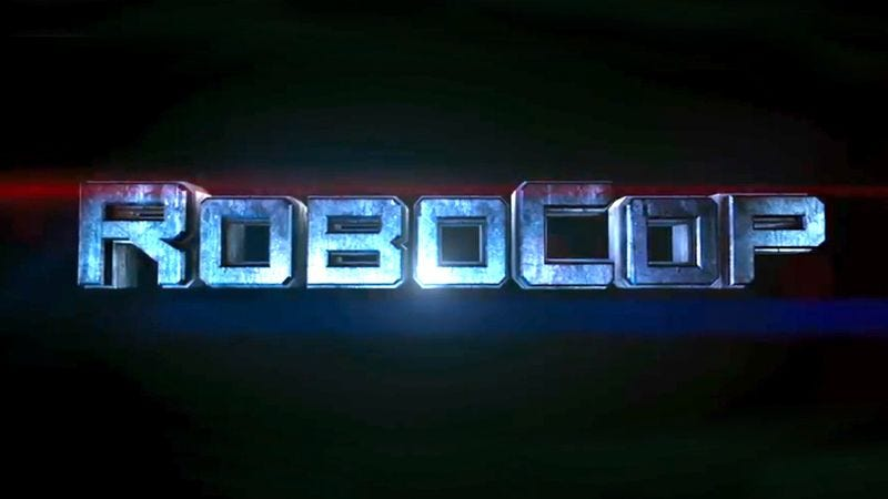 Illustration for article titled New 'RoboCop' Trailer Reveals Main Character To Be Some Sort Of Robotic Policeman