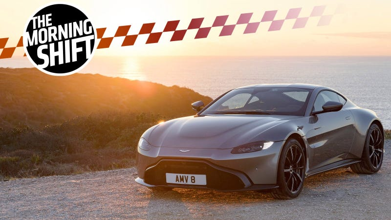 Aston Martin Wanted The Tesla Treatment And By God It Got It - Aston martin indianapolis
