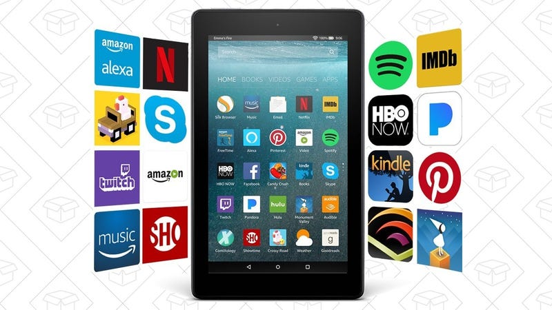 Fire 7 Tablet, $35 for Prime members | Fire HD 8, $55 for Prime members
