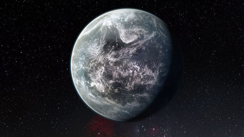"""Illustration for article titled Potentially habitable """"Super-Earth"""" is among 50 newly discovered exoplanets"""