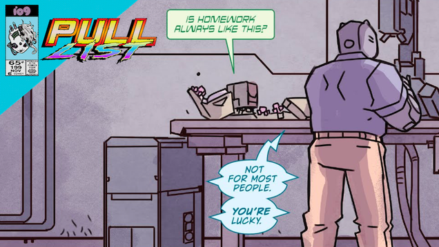 The Heroes of This Week s Best New Comics Are Complicated Dads