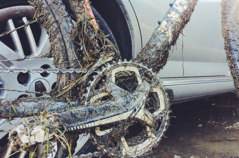 Illustration for article titled Bicycles. Depreciation. Loosing.