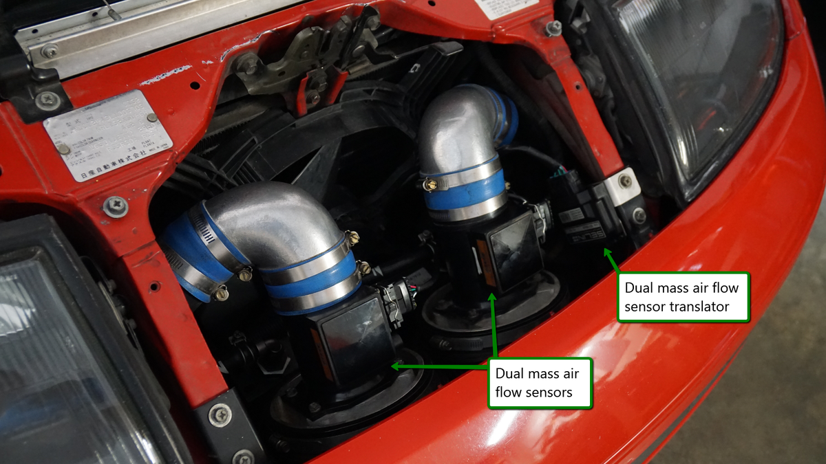 Fuel Injector Failure Is Just Another Day Of Nissan 300ZX Twin Turbo on