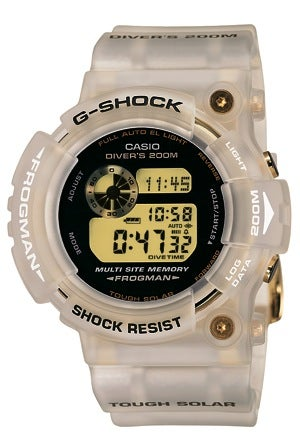 Illustration for article titled Four More Casio G-Shocks Round Out 25th Anniversary Collection