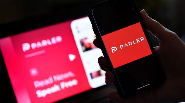 Parler Cancels Its Own CEO