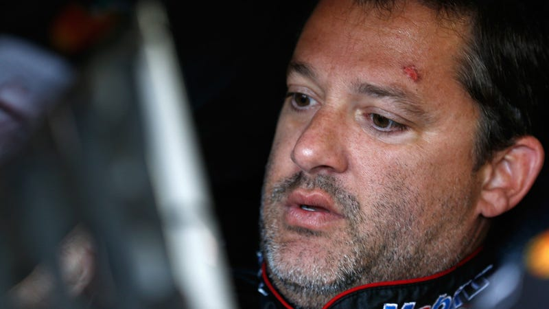 Illustration for article titled Tony Stewart breaks silence about Kevin Ward, Jr, incident