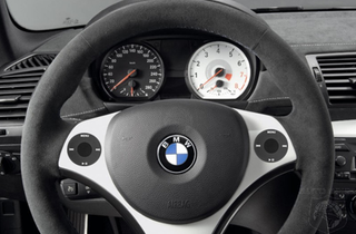 Illustration for article titled Rumor: BMW Dropping iDrive For Apple Compatibility?