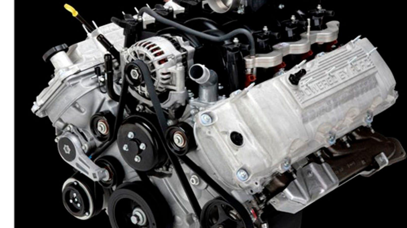 6 2 Liter Gasoline V8