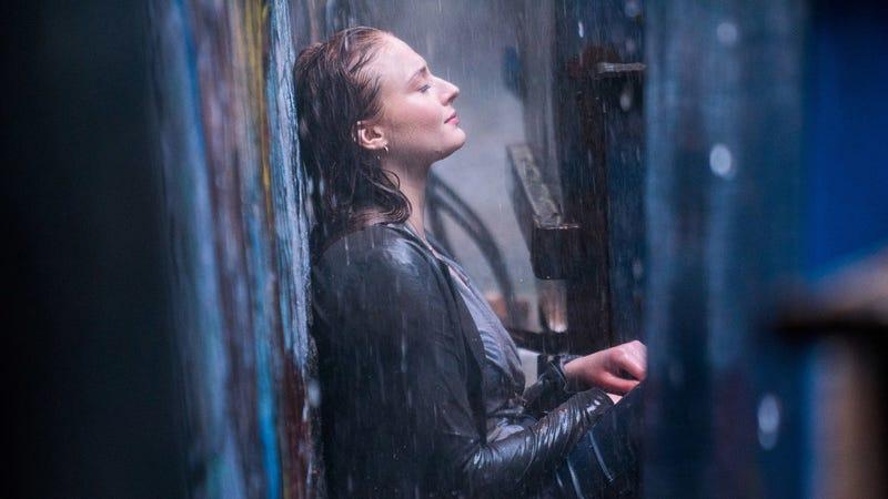 Sophie Turner in Dark Phoenix.