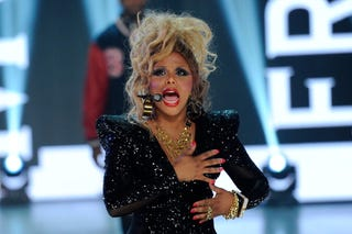 Lil' Kim (Andrew H. Walker/Getty Images)