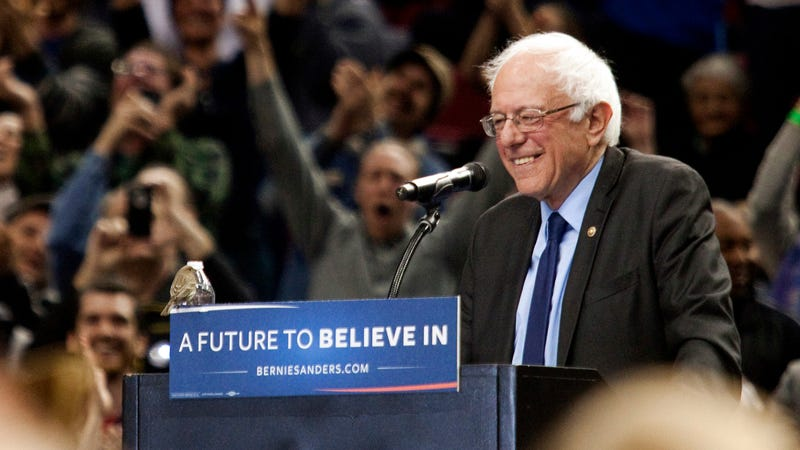 You Don't Have to Like Bernie Sanders to Like Bernie Sanders